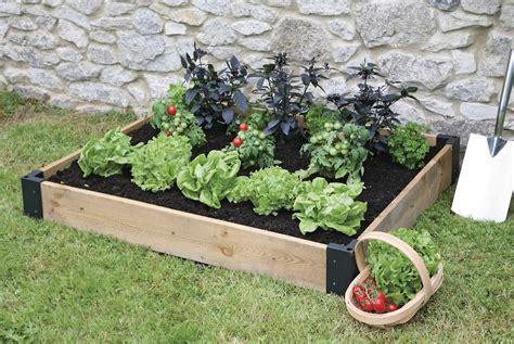 create  edible garden   small space