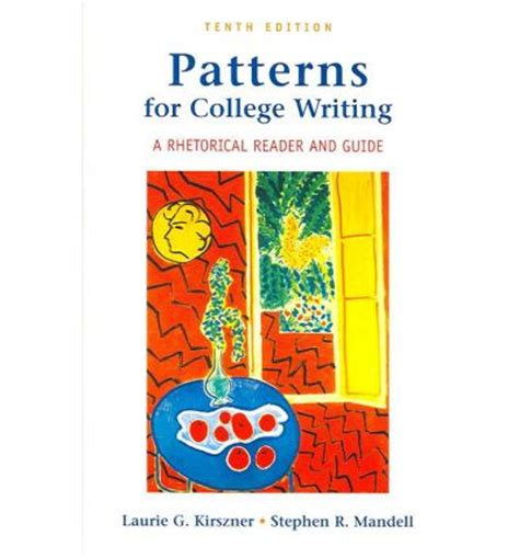 a pattern language citation patterns for college writing 10th edition i cite