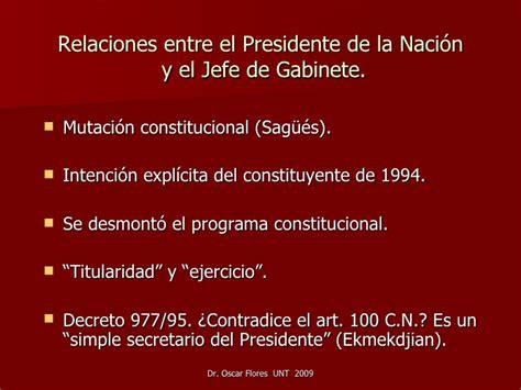 ediante decreto de gabinete 221 de 18 de noviembre de 1971 con el poder ejecutivo nacional