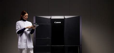 Printer 3d Canon canon unveils resin 3d printer mixed reality headset 3d printing industry