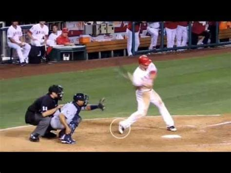 mike trout swing analysis mike trout swing analysis youtube