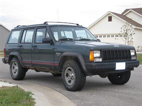 1994 Jeep Sport 1994 Jeep 4x4 Sport