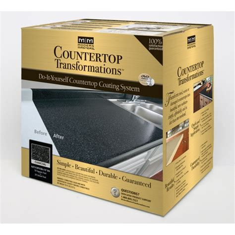 Cabinet And Countertop Refinishing Kits