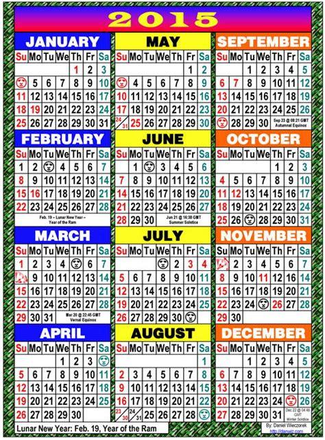 Calendar Usa 2015 2015 Horoscope United States Html Autos Post