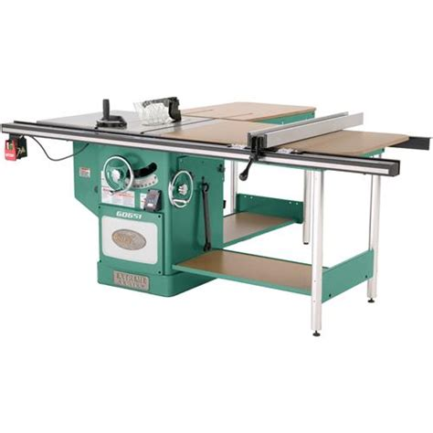 10 quot heavy duty cabinet table saw with riving knife