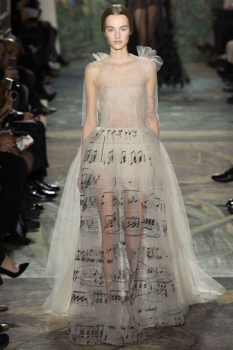 Top 9 Valentino Dresses by Valentino 2014 Couture Collection Photos Vogue