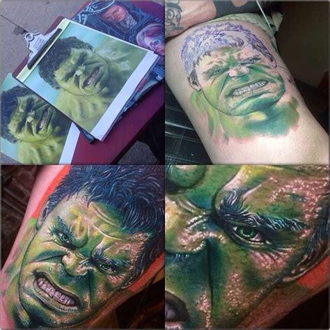 incredible hulk tattoos tattoos by inspiration