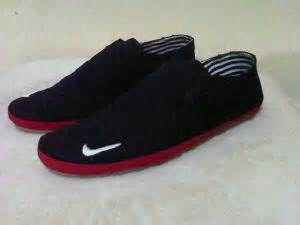 Nike Free Slip On Hitam nike slip on gege shoes bags