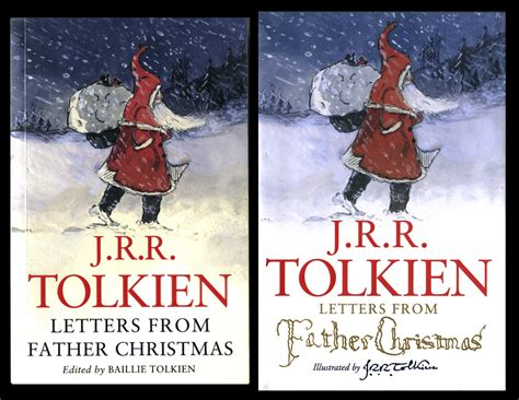 letters from father christmas 0007463375 the father christmas letters too many books and never enough