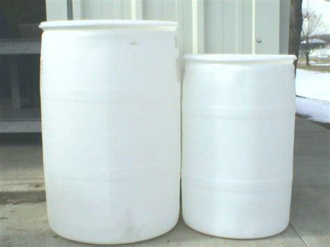 100 Gallon Plastic Barrel - laboratory primate newsletter volume 45 number 3