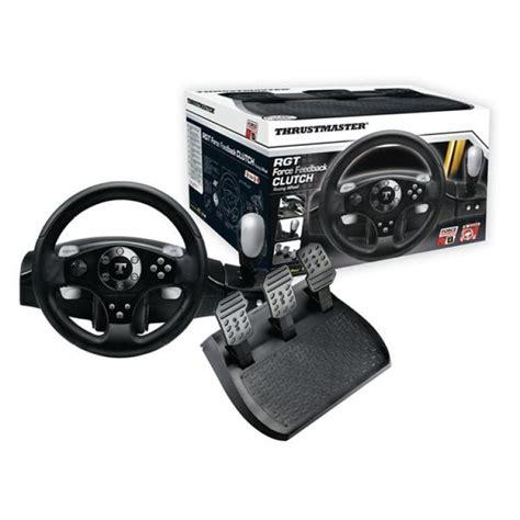 volante pc feedback volant thrustmaster rallye gt ffb clutch pc onlineshop cz