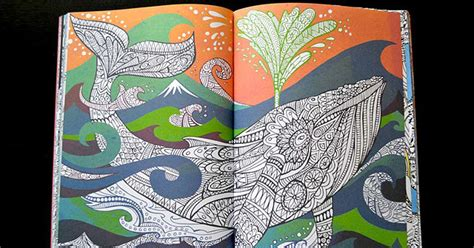 creative therapy an anti stress coloring book inside creative therapy an anti stress colouring book