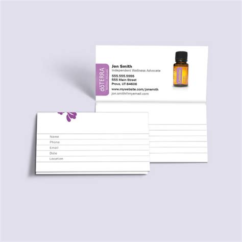 perforated business cards template business card paper perforated image collections card