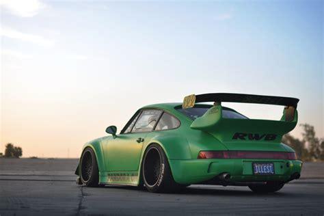 car feature gt gt the illest rwb porsche 911 speedhunters