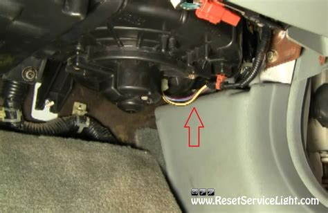 how to reset on honda accord 2006 how to change the blower motor on honda accord 1992 2006