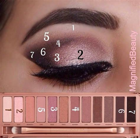 3 Eyeshadow Decay 3 decay 3 looks