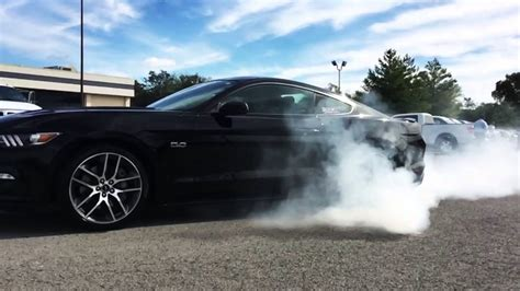 mustang burnouts 2015 mustang gt burnout by sct performance