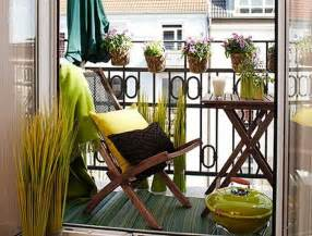 23 amazing decorating ideas for small balcony style