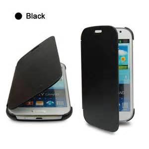 Flip Cover Samsung Galaxy Grand 1grand Duos 1 215 5 colors flip cover shell for samsung galaxy grand