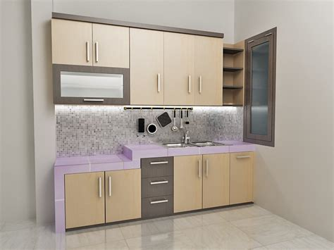 design dapur elegant 88 kitchen set minimalis untuk dapur kecil harga