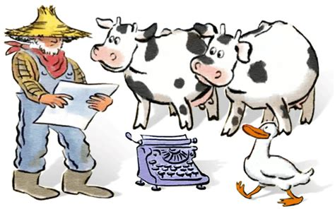 Click Clack Moo Click Clack Moo Cows That Type Coloring Pages