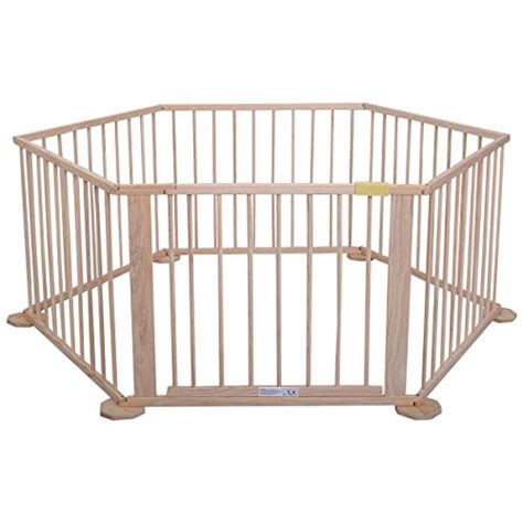 6 panel baby pen costzon baby playpen 6 panel wooden frame play center yard indoor outdoor 11street