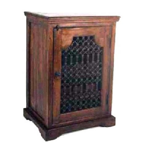 indian jali wine rack