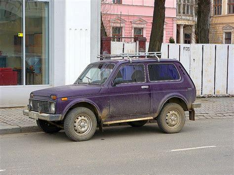 Lada Ukraine Lada Kombi Beim Oldtimertreffen In Hartmannsdorf