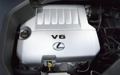 how do cars engines work 2007 lexus rx transmission control hyundai veracruz vs lexus rx350 comparison motor trend