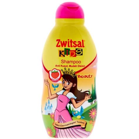 jual zwitsal kids shampo beauty pink ml harga murah