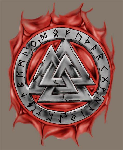 asatru tattoos odin s knot asatru vikings and