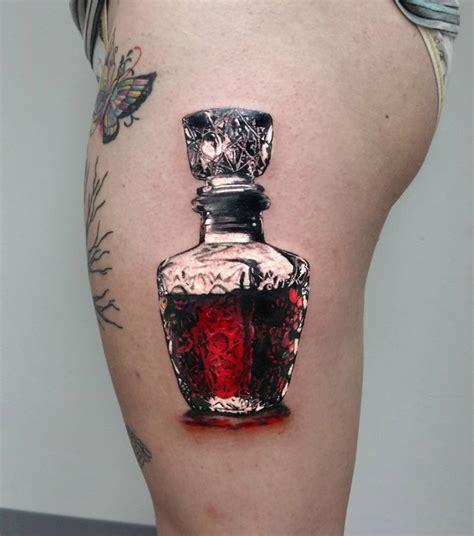 alcohol tattoo ideas