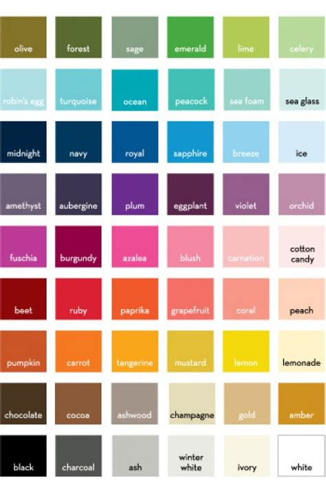 fiestaware color chart all in one wedding invitations world charm all in
