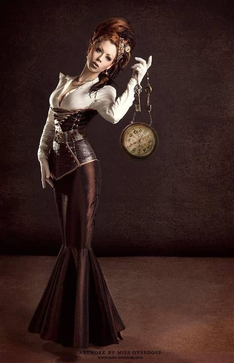 steam punk style neo victorian steunk fashion steunk pinterest
