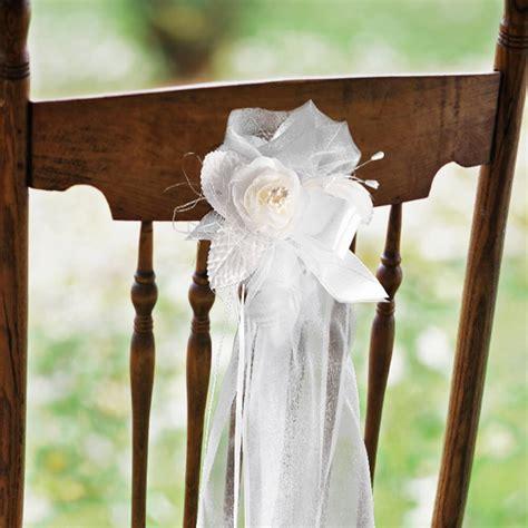 Stuhldeko Hochzeit by Stuhldeko Quot Mit Blatt Quot 2 St Wei 223 Weddix De