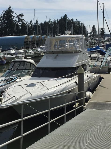 boat loans vancouver 2002 silverton 42 convertible power boat for sale www