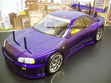 custom nissan skyline drift nissan skyline custom painted epx rc drift car 1 10 rtr