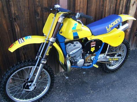 suzuki rn brad lackey replica bike  money means
