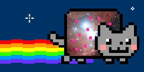 moving wallpaper nyan cat photo collection moving nyan cat for