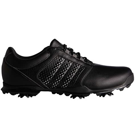 adidas s adipure tour golf shoes black color golf