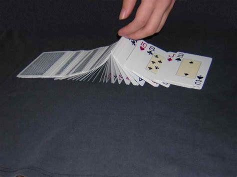 how to make flip card how to do a flip card trick