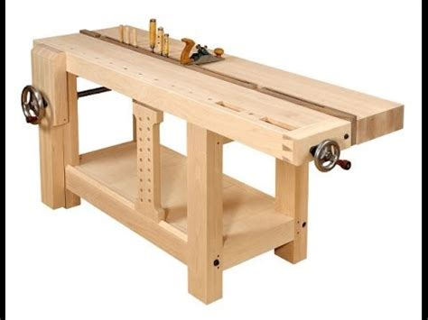 youtube woodworking bench roubo style workbench introduction youtube