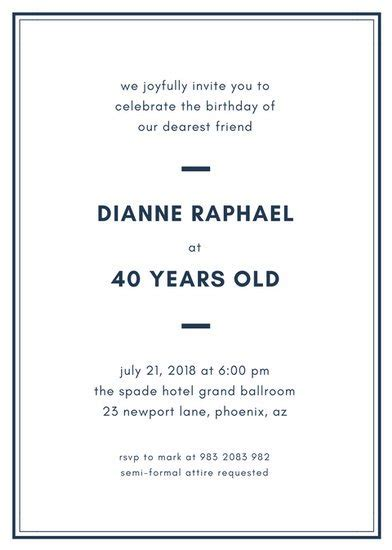basic invitation template customize 2 043 birthday invitation templates canva