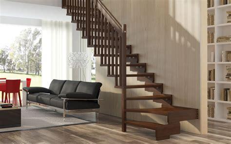 scale di legno per interni prezzi scala in legno per interni rintal trasforma design
