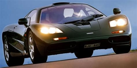 Mclaren F1 Designer by Mclaren F1 25 Years Later Designer Gordon Murray Reflects