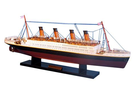 buy rms titanic limited 20 inch model ship the titanic - Titanic Model Boat For Sale
