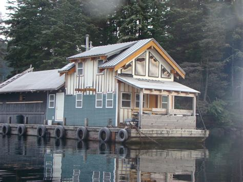 alaska house alaska float house floating homes pinterest