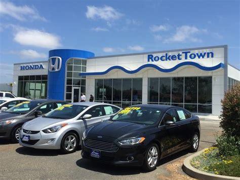 Lompoc Honda Service by Rockettown Honda Car Dealership In Lompoc Ca 93436 Kelley Blue Book