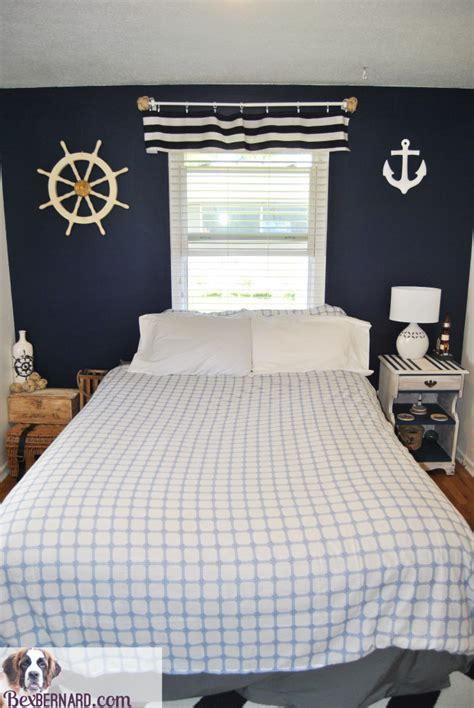 nautical themed bedroom curtains nautical bedroom home decor bexbernard