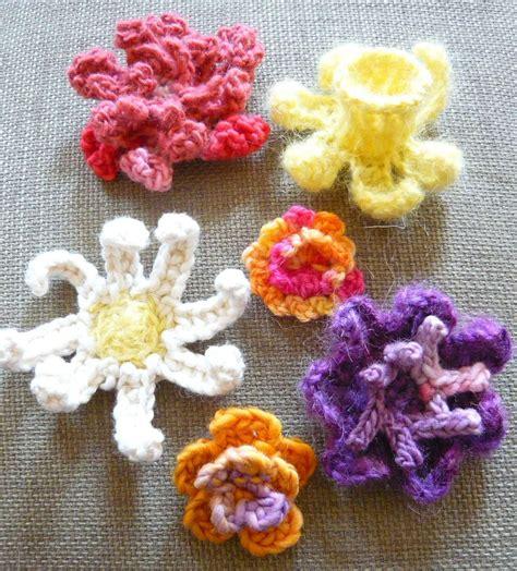 fiori facili all uncinetto fiori all uncinetto schemi e foto foto 21 40 tempo